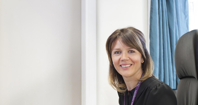 Dr Samra Turajlic, Consultant Medical Oncologist at The Royal Marsden