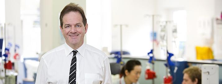 Professor David Cunningham: Gastrointestinal Cancers Theme Lead