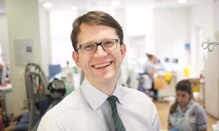 Professor Nick Turner: Genotypes, Phenotypes and Cancer Evolution Theme Lead