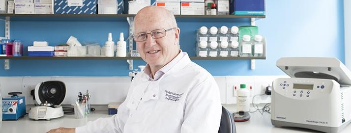Professor Mitch Dowsett: Breast Cancer Research Theme Lead