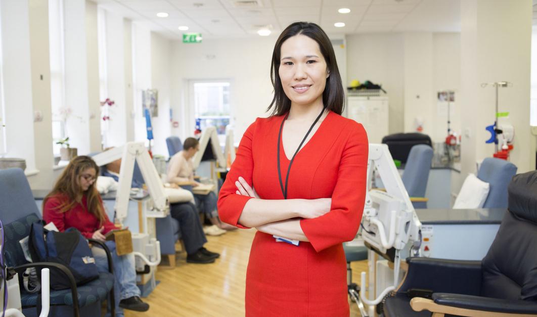 Dr Irene Chong