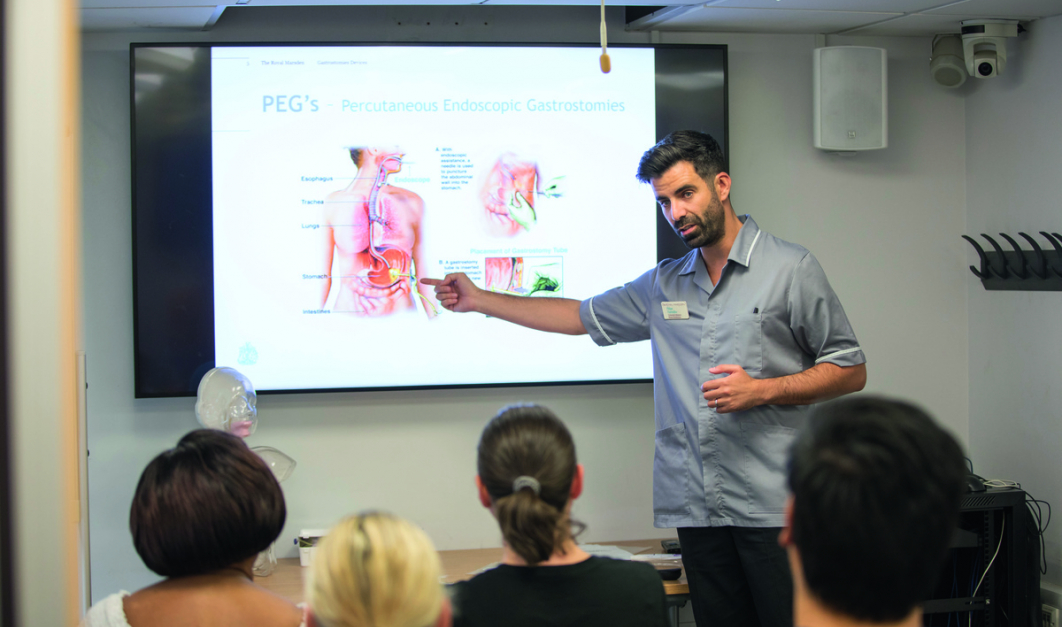 Filipe Carvalho - Advanced Nurse Practitioner in colorectal surgery