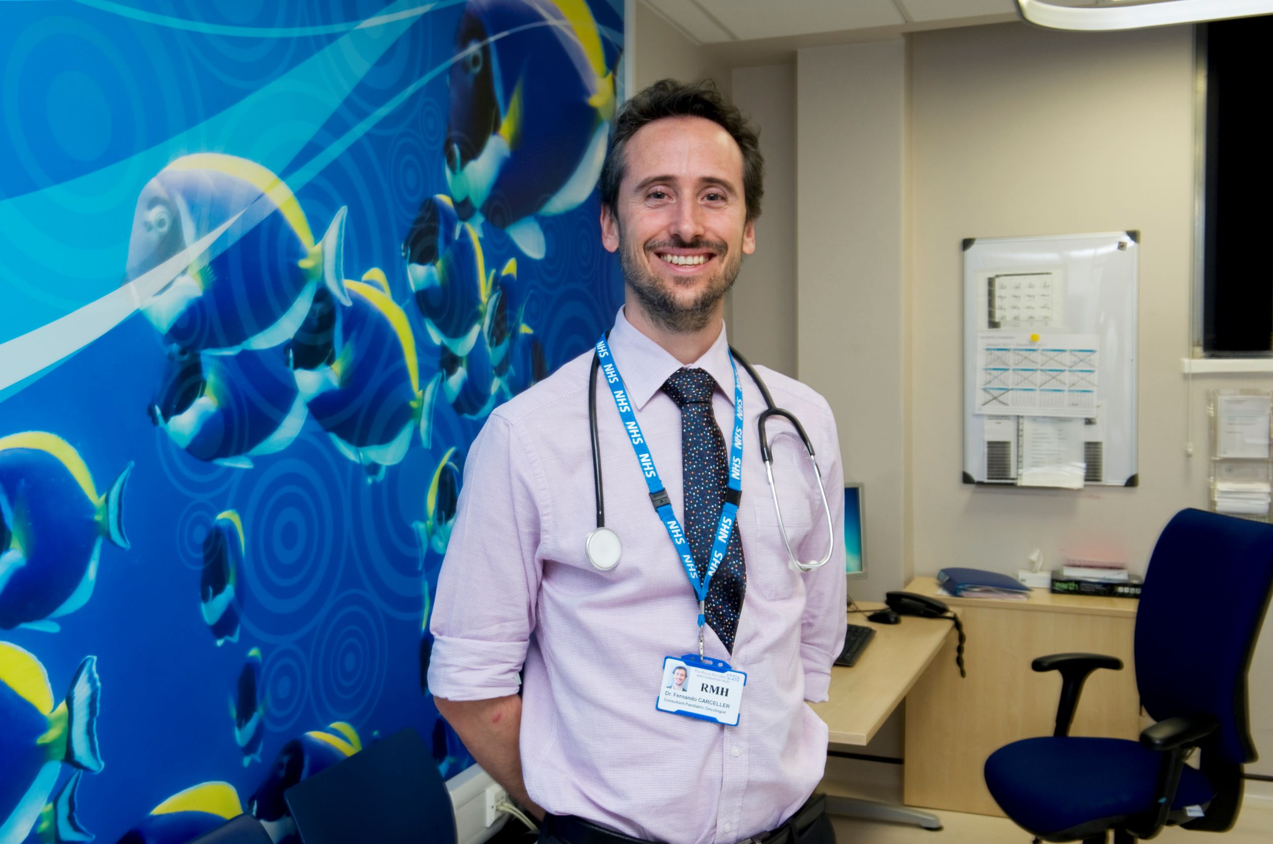 Dr Fernando Carceller