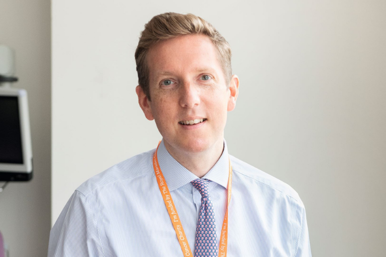 Dr Andrew Furness, Consultant Medical Oncologist