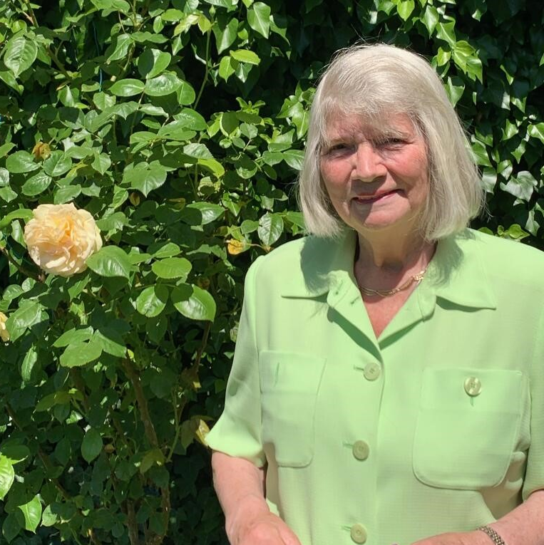 Edie Cleary, 82 from Sutton