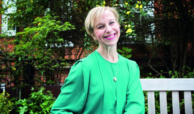 Deborah Bowman MBE, breast cancer patient
