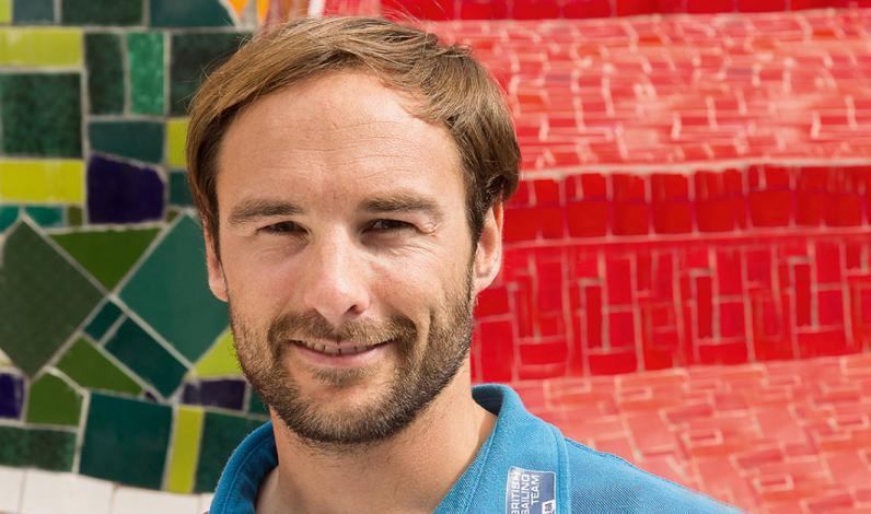 Elliot Willis, 33, colon cancer patient
