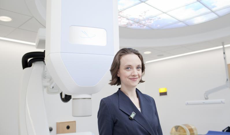 Dr Fiona McDonald