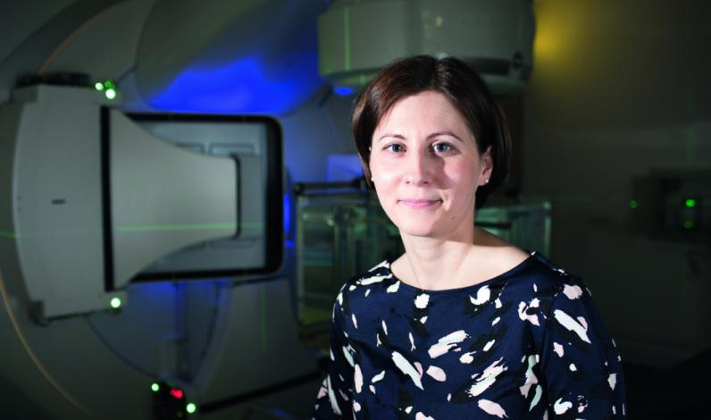 Honorata Chajecka-Szczygielska, Senior Radiotherapy Physicist