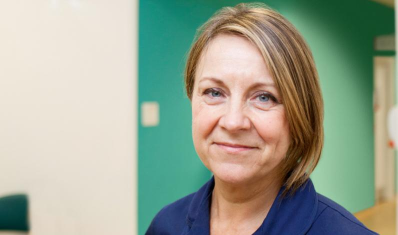 Janet Hanwell Clinical Nurse Specialist, Oak Foundation Drug Development Unit