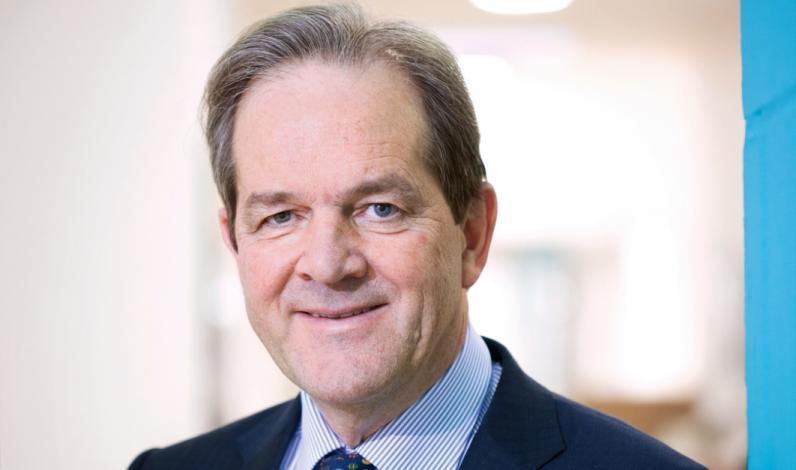 Professor David Cunningham