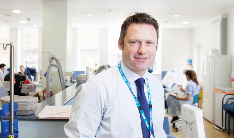 Consultant Medical Oncologist Dr James Larkin led a trial that treated melanoma with immunotherapy