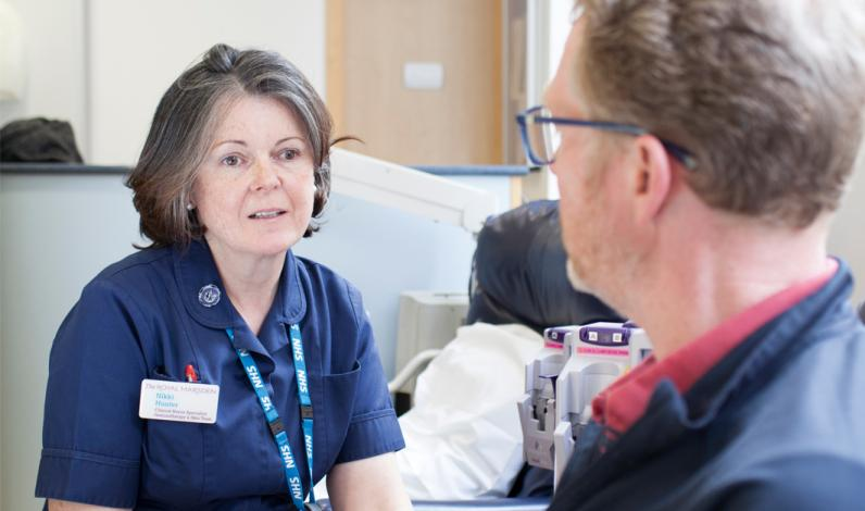 Nikki Hunter, Clinical Nurse Specialist