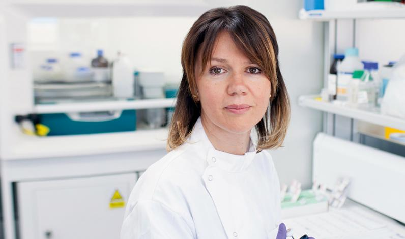 Evolving partnership: Dr Samra Turajlic divides her time between The Royal Marsden Skin and Urology units and the Francis Crick Institute