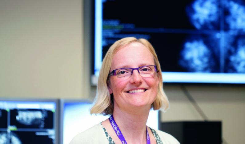 Victoria Sinnett, Consultant Breast Radiographer
