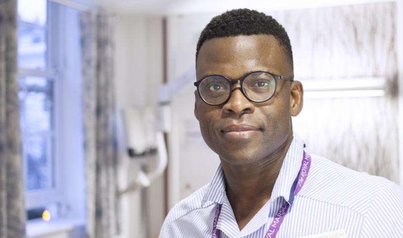 Staff Nurse Ola Somide