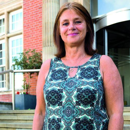 Julie, Bladder cancer patient