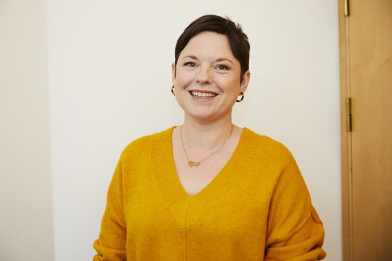 Sarah, Ovarian cancer patient