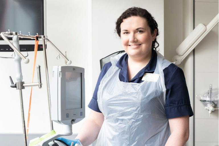 Dee Maloney, Clinical Nurse Specialist