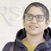 Shama, private patient at The Royal Marsden