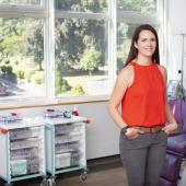 Natalie, private care patient at The Royal Marsden