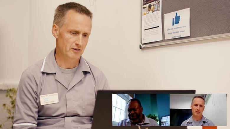 Managing challenging conversations virtually